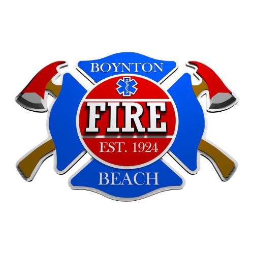 Boynton Beach Fire